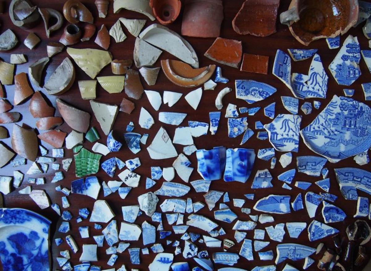Ceramics (right)